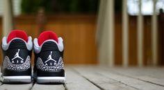 Air Jordan's nothing better .
