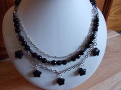 Multi layered necklace £12.00