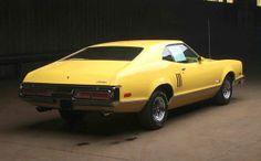 1973 Mercury Montego GT fastback