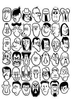 Berto Fojo Berto Fojo - Soon to be published as a book. Soon to be published . Graffiti Art Drawings, Graffiti Cartoons, Graffiti Lettering, How To Draw Graffiti, Graffiti Face, Graffiti Alphabet, Doodle Characters, Graffiti Characters, Disney Characters