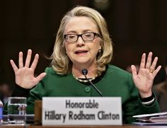 The Weeping Eagle: Emails Prove Hillary 'Terror' Lie in Benghazi