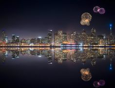 Fireworks over San Francisco by Jimmy Mcintyre on 500px