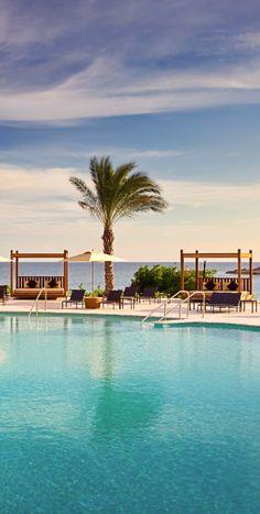 #Jetsetter Daily Moment of Zen: Santa Barbara Beach Resort #Curacao, Netherlands Antilles.