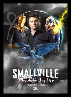 Quadro Poster Series Smallville 4 - Comprar em Decor10