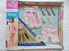 Misty Dress Up & Make Up Set ~.~ RARE~ This is a re Listing of this item.