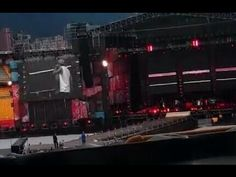 Where We Are Tour rehearsal! (Audio clips only)