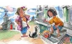 John Nez Illustration - Licensed Characters