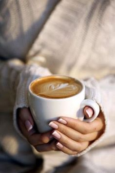 Why not cozy up with some coffee?
