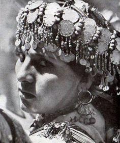"Africa | ""Femme Zaiane"". || Middle Atlas, Morocco"