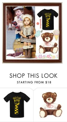 """""""Snapmade 20#"""" by bamra ❤ liked on Polyvore featuring York Wallcoverings"""