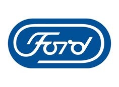 Paul Rand _ Ford Motor Company (1966)(nunca utilizado)  http://wheels.blogs.nytimes.com/2010/01/21/the-ford-logo-that-almost-was/