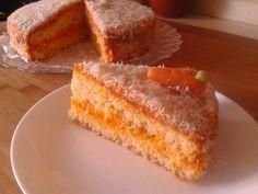 Dulces Sueños: Tarta de Coco y Zanahoria