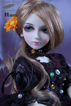 Ginger ball-jointed dolls   Ball Jointed Doll Bjd