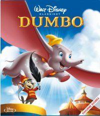 Disney Klassikko 04: Dumbo (Blu-ray) 12,95€