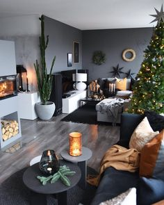 Bedroom Design Ideas – Create Your Own Private Sanctuary Living Room Colors, Living Room Grey, Home Living Room, Living Room Decor, Bedroom Decor, Tree Bedroom, Interior Design Living Room Warm, Living Room Designs, Living Room Inspiration