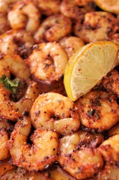 Whether you prefer to prepare and serve this easy, flavorful, 15minute (or less), sheet pan cajun baked shrimp in warm tortillas as cajun shrimp tacos,or with cilantro lime (or plain) r…