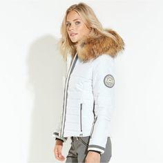 M. Miller M.Miller Jill Womens Ski Jacket in White