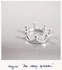 """""""Be my queen"""""""