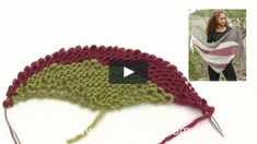 In this DROPS video we show you how to knit the beginning of the shawl in DROPS 172-20. We fast forward in some of the easier sections. This shawl is knitted in…