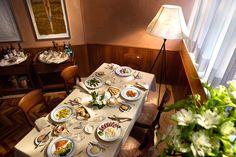 #Hotel Cavour #Milano: restaurant
