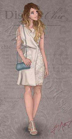 Chic Princess Aurora by MattesWorks.deviantart.com on @DeviantArt