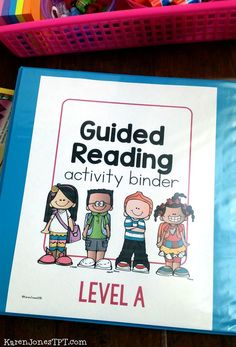 Guided Reading Plans and Activities to support LEVEL A readers!!!