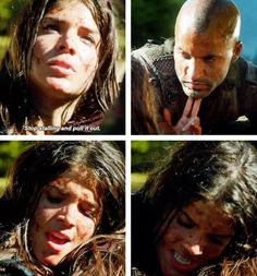The 100 - Octavia and Lincoln #2.1 #Season2