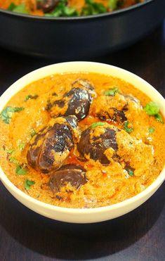 gutti vankaya curry or koora, stuffed brinjal ... Yummy Indian Kitchen