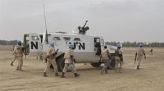 Three UN peacekeepers killed, two others injured during Mali explosion