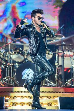 ". from .. "" QUEEN and ADAM LAMBERT "" performance at CORDOBA pic.twitter.com/PTbfgMtCbF"