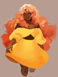 Concept art of my original character, Begonia Black Girl Art, Art Girl, Black Art, Pretty Art, Cute Art, Arte Black, Wow Art, Afro Art, Art Reference Poses