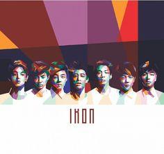 iKON mixandmatch bi bobby jinhwan yunhyung donghyuk junhoe chanwoo Kpop Guys, Ikon, Bigbang, Seoul, Bobby, Boy Groups, Korean, Movie Posters, Korean Language