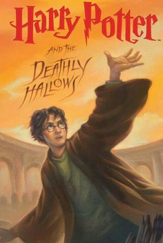 Ebook Novel Harry Potter and the Deathly Hallows (Harry Potter Dan Reiliku Kematian), Harry Potter Bahasa Indonesia Full Harry Potter Book Covers, La Saga Harry Potter, Ya Books, Free Books, Books To Read, Free Novels, Library Books, Harry Potter Deathly Hallows, Prisoner Of Azkaban
