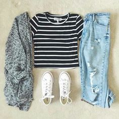 how to wear cardigan outfit ideas http://melonkiss.com/how-to-wear-cardigan-outfit-ideas/