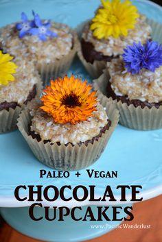 The Perfect PALEO + VEGAN Chocolate Cake Recipe!