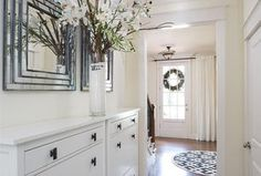 Hallway with High ceiling & Crown molding in Mableton, GA | Zillow Digs  | Zillow