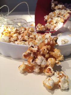 Salted Caramel Popcorn