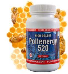 """HDI Pollenergy 520 adalah suplemen bee pollen terbaik karena:  Mengandung """"pollen seribu bunga"""" atau campuran bee pollen berkualitas dari berbagai dataran tinggi di Amerika. Tanpa proses pemanasan yang dapat merusak nutrisinya. Dibekukan pada suhu nol derajat untuk menjaga nutrisinya.     Tanpa pewarna.     Tanpa pemanis.     Tanpa perasa buatan.     Tanpa bahan pengawet.  Info: Kuria 085286303619 BBM 2690965B #BeePollen #Pollenergy520"""
