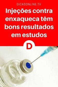 Enxaqueca remédio | Injeções contra enxaqueca têm bons resultados em estudos | Conhece alguém que sofre com dores de cabeça?