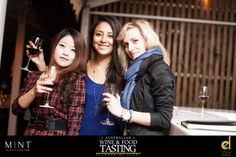Australian Wine & Food Tasting #china #shanghai #australia #australianwine #australianfood #M1NT #wine #food #drinks