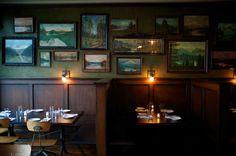 Portland, Oregon   The Woodsman owned by Stumptown Founder Duane Sorenson. #pdx #restaurants #food