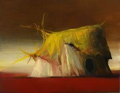 Mo – Joseba Eskubi - S/T - óleo sobre lienzo - 41 x 33cm #contemporary #art #exhibition