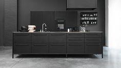 Vippa - Une nouvelle idée de la cuisine Black   The Blog Déco