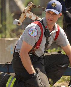 Chicago Fire: Casey at work   Shared by LION