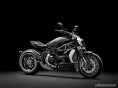 Ducati XDiavel: when a bike like this comes along which redefines the cruiser segment and has such a spectacular design you know that motorcycling has a glorious future!