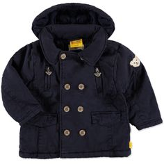STEIFF Boys Mini Jacke marine #Kinderwinterjacke #Kinderskijacke #marineblau #blau #steiff #warm #kuschelig #Kinder #Junge