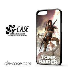 Tomb Raider DEAL-11308 Apple Phonecase Cover For Iphone 6 / 6S