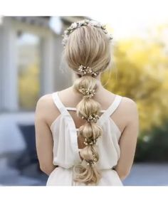 Prom hairstyle Hair Tutorial DIY Prom hairstyle Hair Tutorial DIY Linda Swett samblahamba Hairstyles I wanted to do a hairstyle that would be perfect for nbsp hellip hair videos Box Braids Hairstyles, Braided Hairstyles Tutorials, Down Hairstyles, Pretty Hairstyles, Wedding Hairstyles, Hairstyle Braid, Prom Hair Tutorial, Elegant Updo, Braided Updo