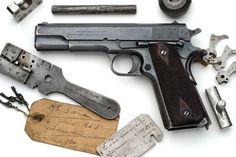 Colt Model 1911 of U.S. Army (ca. 1912) - Coltautos.com