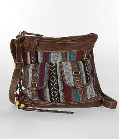 Southwestern Crossbody Purse - Women's Bags | Buckle